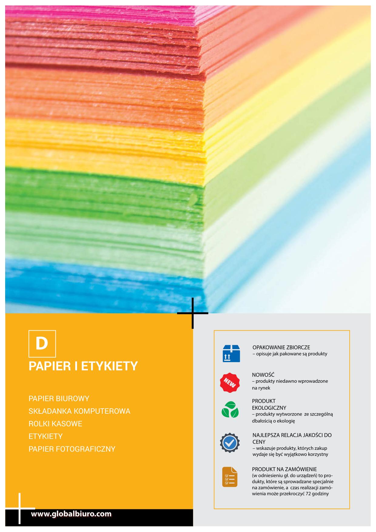 Papier i etykiety